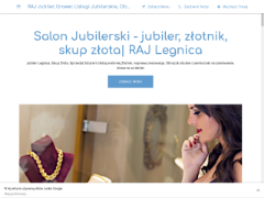 Lombard-jubiler-grawer-raj-legnica.business.site приблизительно стоит $2,916,218.00