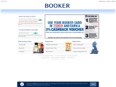 Booker.co.uk приблизительно стоит $17,293.50